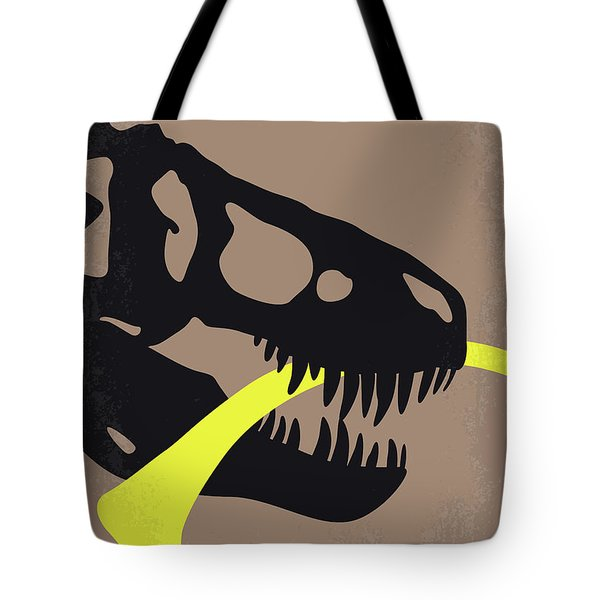 No672 My Night At The Museum Minimal Movie Poster Tote Bag