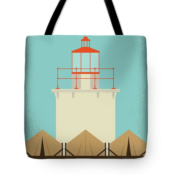 No760 My Moonrise Kingdom Minimal Movie Poster Tote Bag