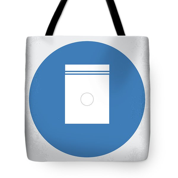 No828 My Limitless Minimal Movie Poster Tote Bag