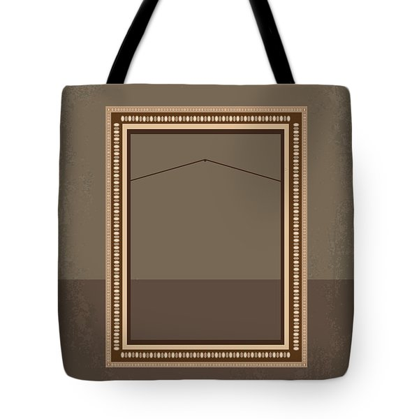 No845 My The Monuments Men Minimal Movie Poster Tote Bag