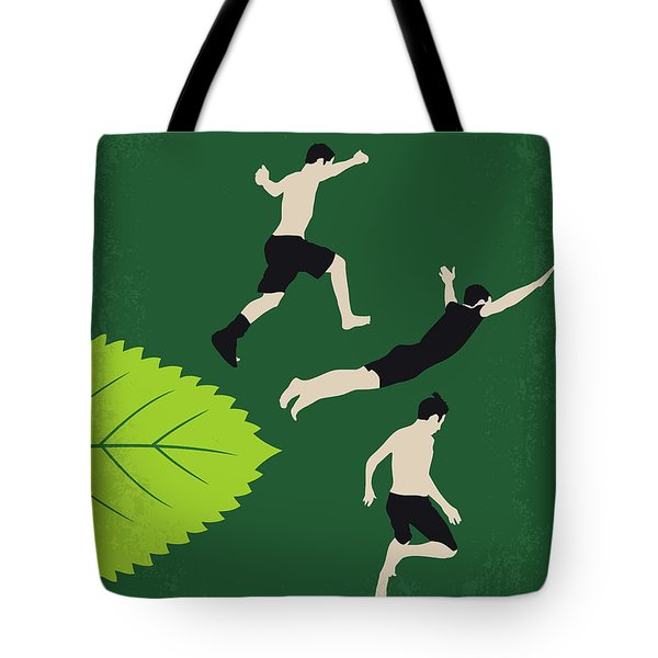 No865 My The Kings Of Summer Minimal Movie Poster Tote Bag