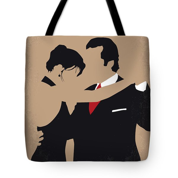 No888 My Scent Of A Woman Minimal Movie Poster Tote Bag