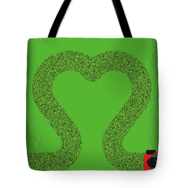 No894 My Cant Buy Me Love Minimal Movie Poster Tote Bag