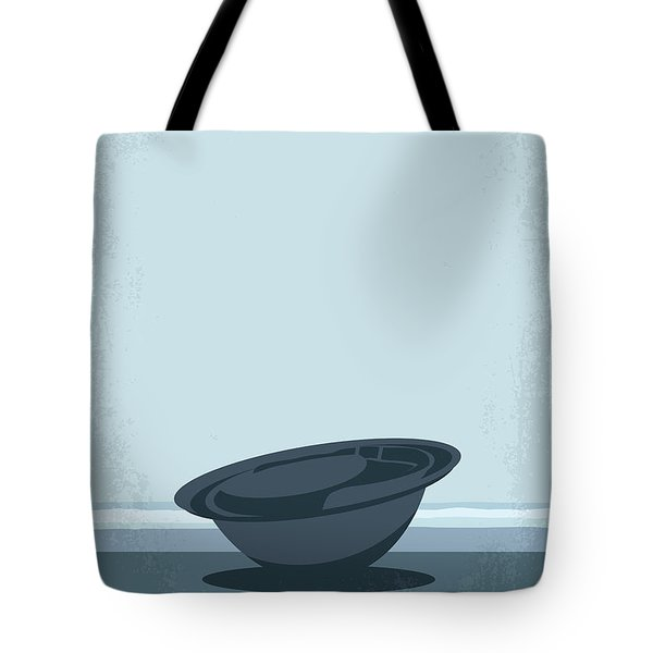No905 My Dunkirk Minimal Movie Poster Tote Bag