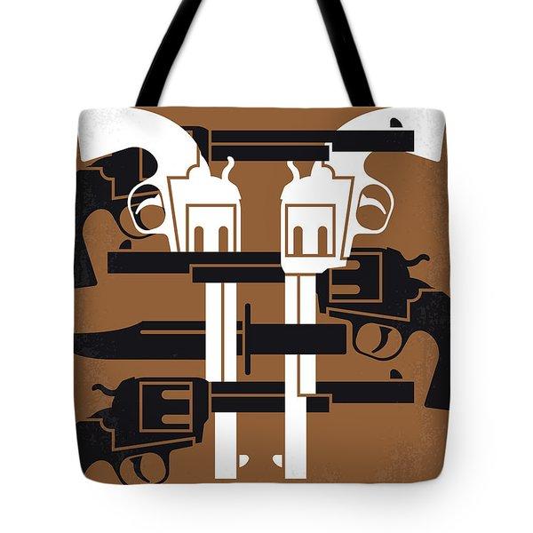 No916 My Young Guns Minimal Movie Poster Tote Bag