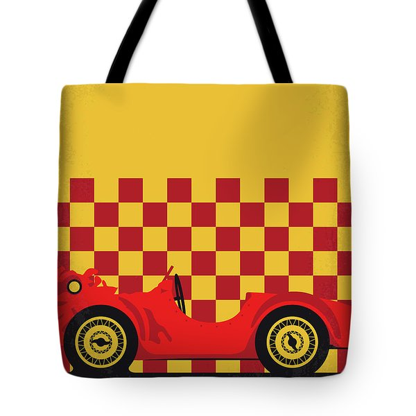 No927 My Castello Cavalcanti Minimal Movie Poster Tote Bag