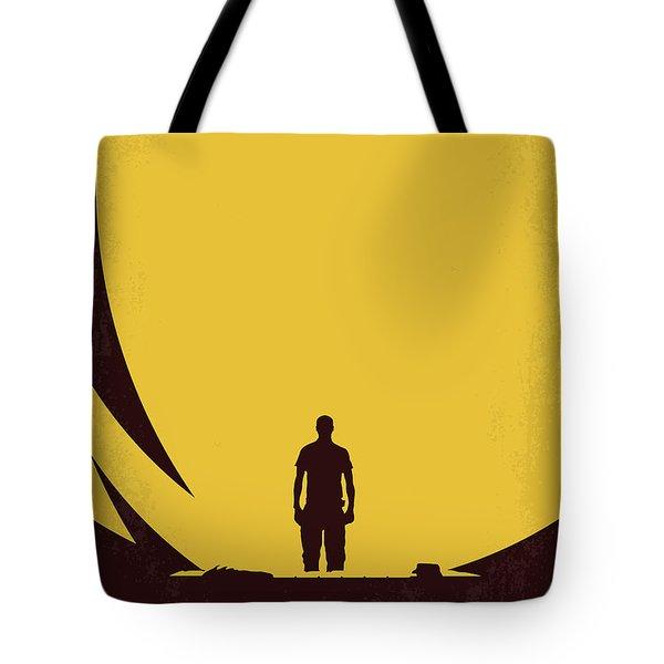 No947 My Sunshine Minimal Movie Poster Tote Bag