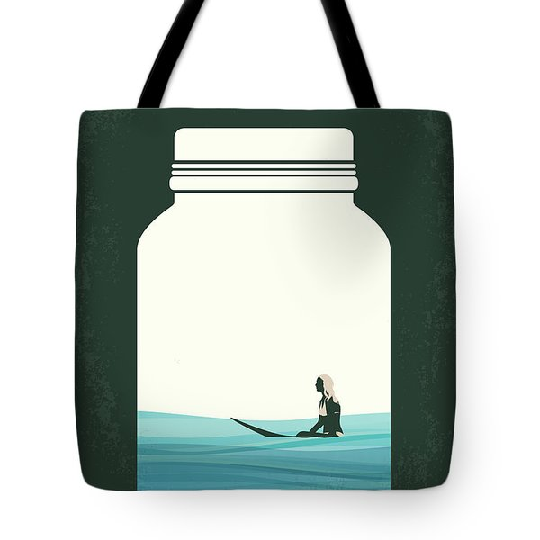 No957 My The Tribes Of Palos Verdes Minimal Movie Poster Tote Bag