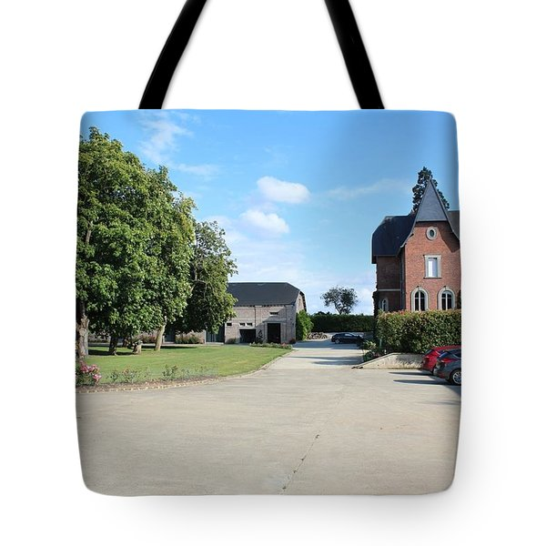 Nobecourt Tote Bag
