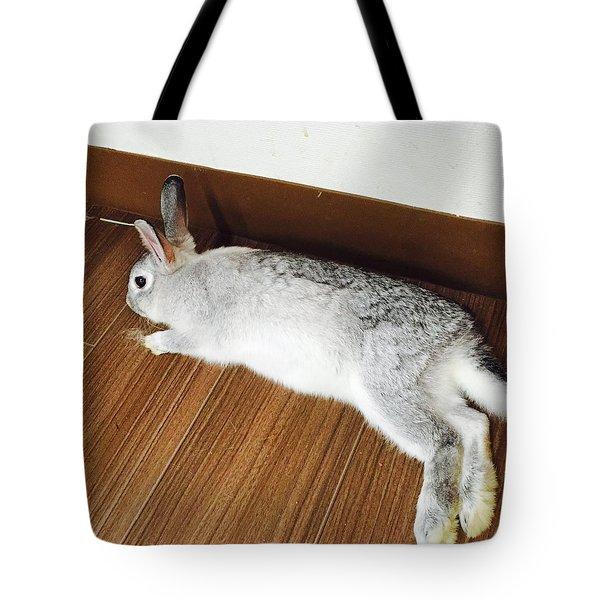 Nobiusa Tote Bag