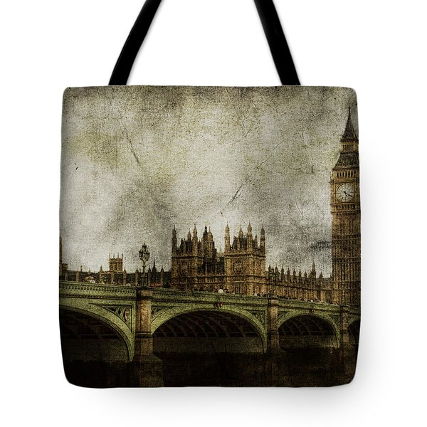 Noble Attributes Tote Bag by Andrew Paranavitana