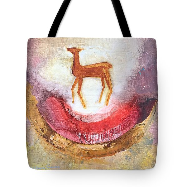 Noble Deer Tote Bag
