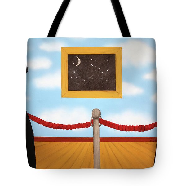 Nobody Noticed Tote Bag