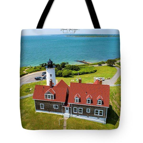 Nobska Light House  Tote Bag