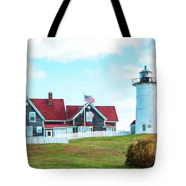 Nobska Light Tote Bag