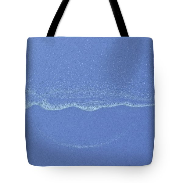 Tote Bag featuring the drawing Nocturnal Surrender by Michele Myers