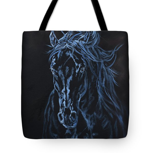 Nocturno Tote Bag by Jana Goode