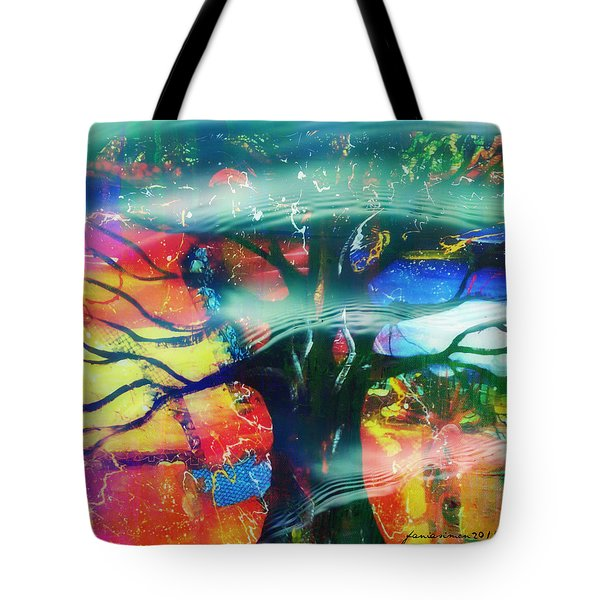 Noel Tote Bag by Fania Simon