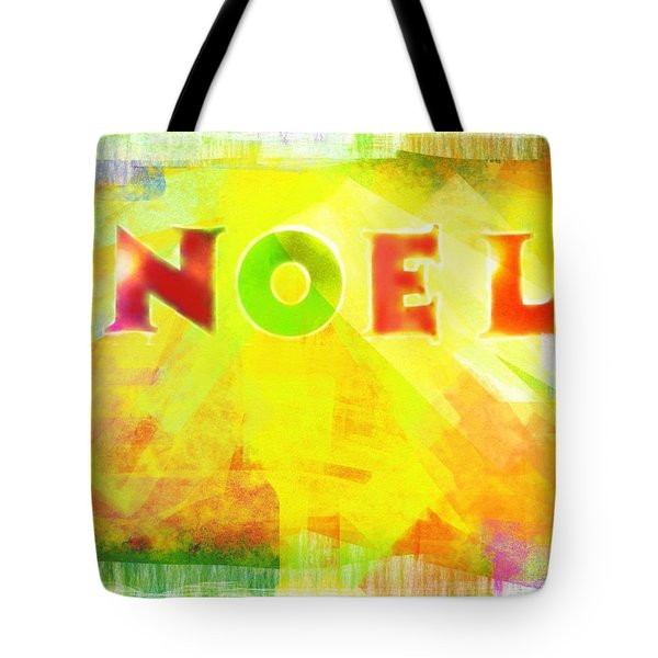 Noel Tote Bag by Jocelyn Friis