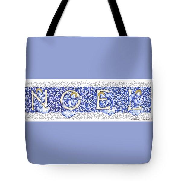 Noel Original Drawing Version Tote Bag