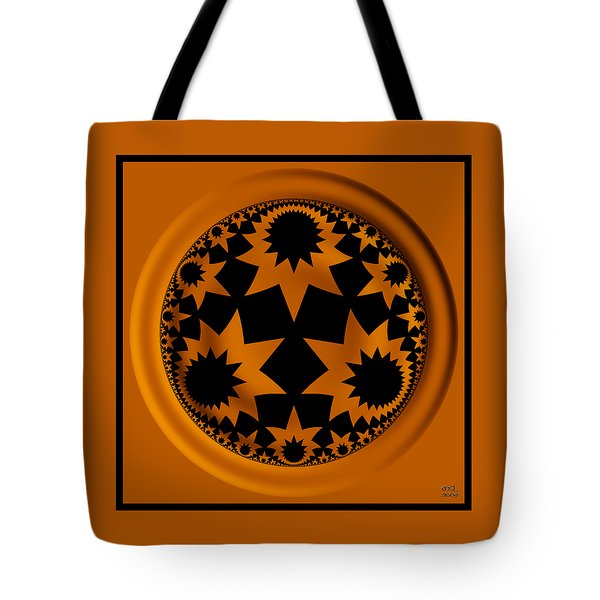 Noetic Science Tote Bag