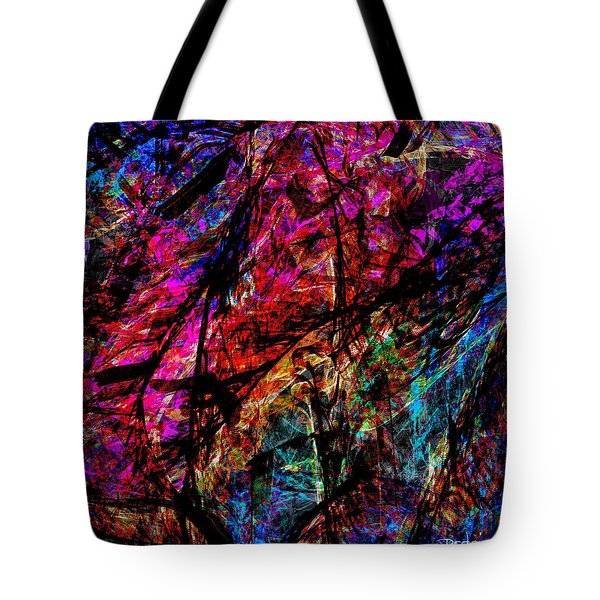 Noise  Tote Bag