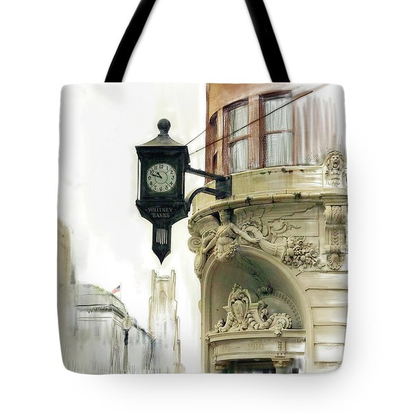Nola Time Tote Bag