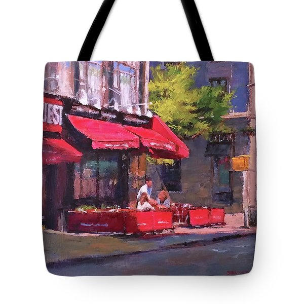 Noon Refreshments Tote Bag