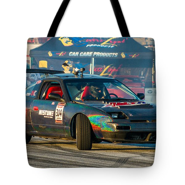 Nopi Drift 2 Tote Bag by Michael Sussman