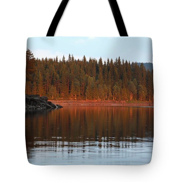 Nordmarka, Norway  Tote Bag