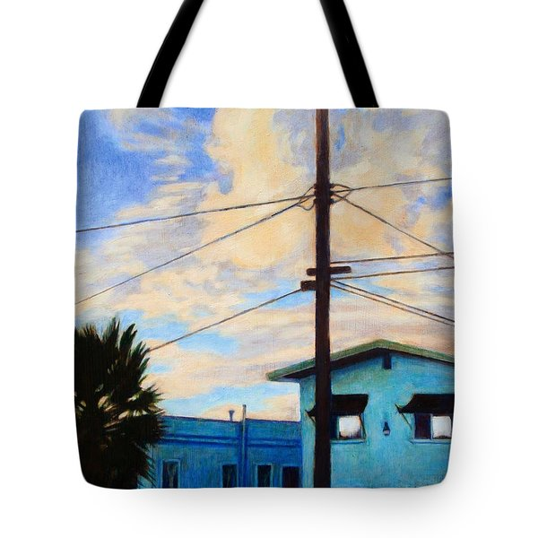 Normal Ave Tote Bag