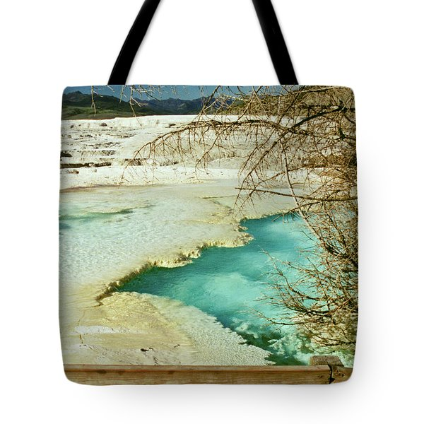 Norris Hot Spring Tote Bag