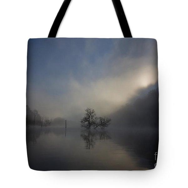 Norris Lake April 2015 Tote Bag