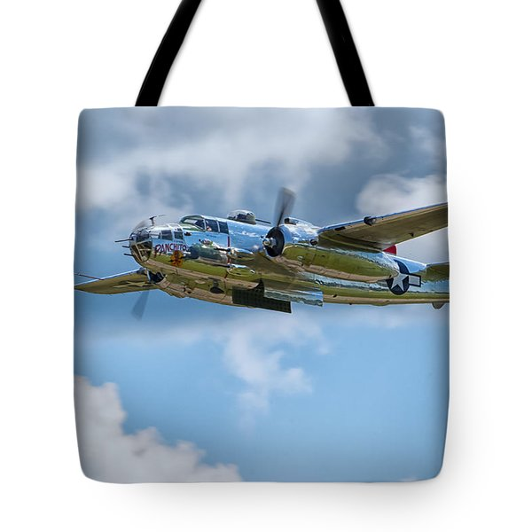 North American B-25 Mitchell Tote Bag