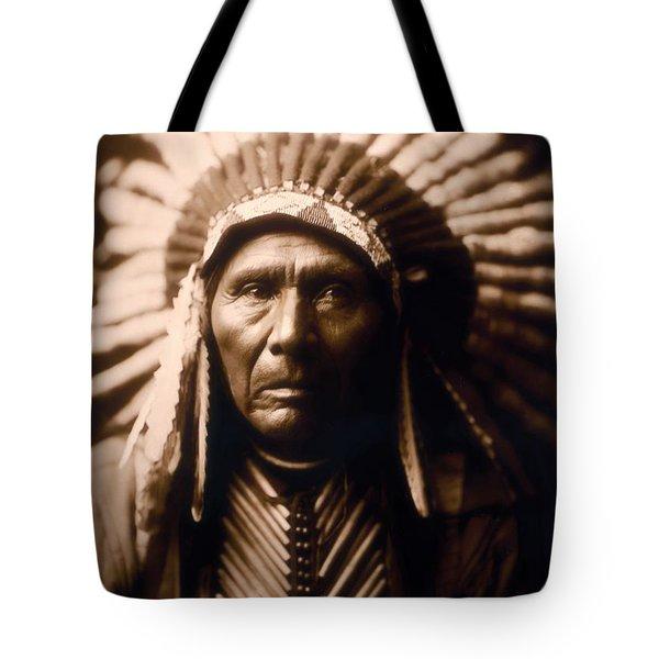 North American Indian Series 2 Tote Bag