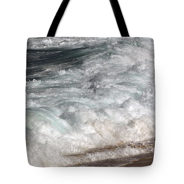 North Beach, Oahu II Tote Bag