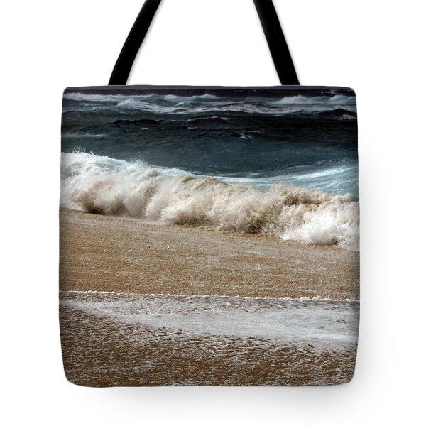 North Beach, Oahu V Tote Bag