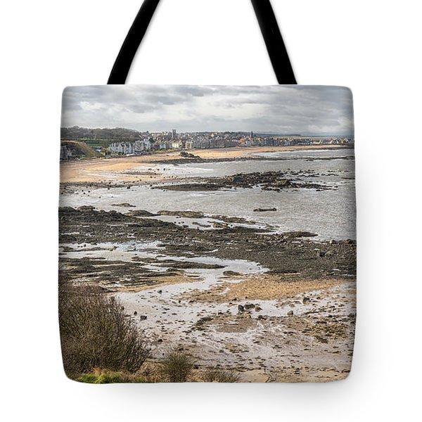 North Berwick, East Lothian Tote Bag