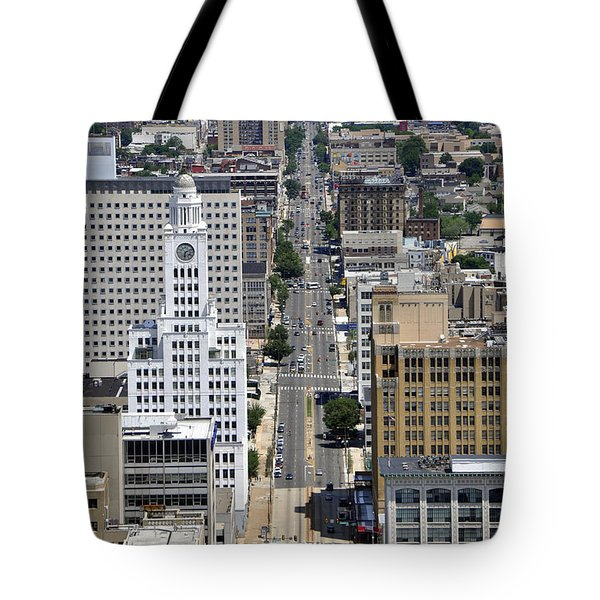 North Broad Street Tote Bag