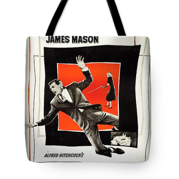 North By Northwest 1959 Tote Bag