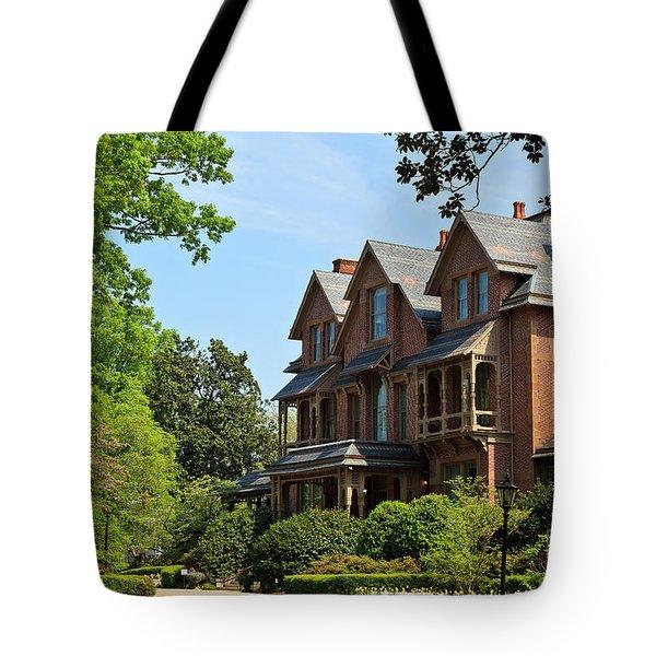 North Carolina Executive Mansion Tote Bag