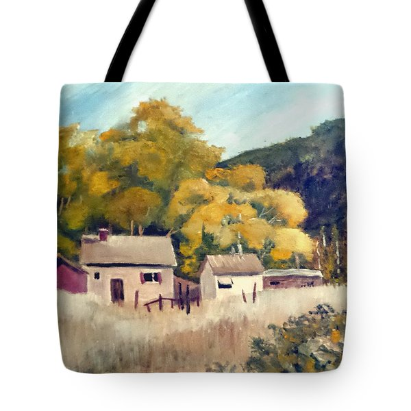 North Carolina Foothills Tote Bag