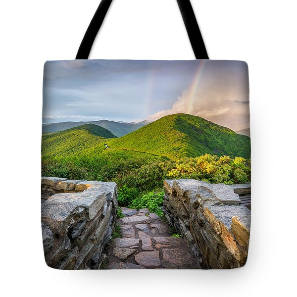 North Carolina Gold Tote Bag by Anthony Heflin
