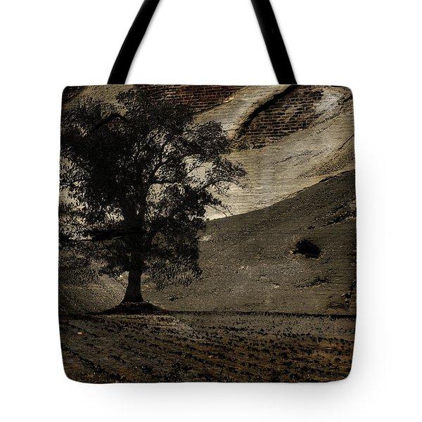 North Carolina Mountain Urban Art Tote Bag by Gray  Artus
