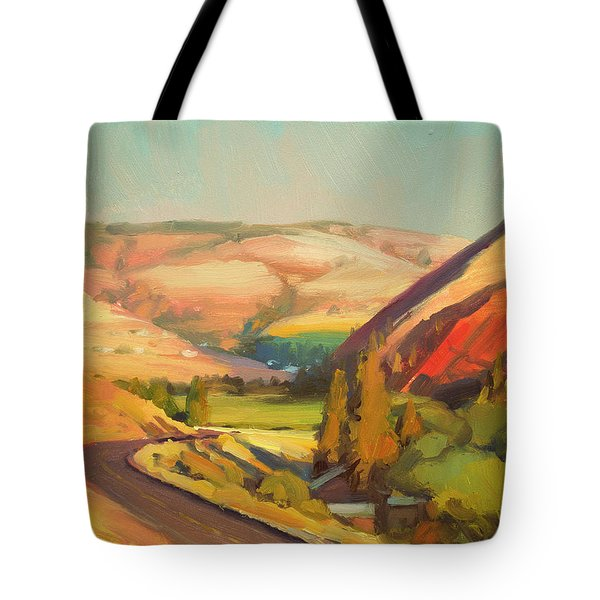 North Fork Touchet Tote Bag
