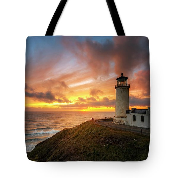 North Head Dreaming Tote Bag by Ryan Manuel