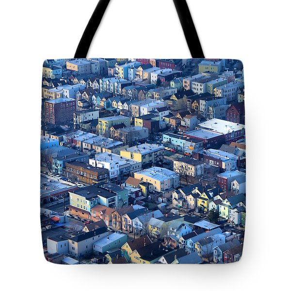 North Jersey Tote Bag by Steven Richman