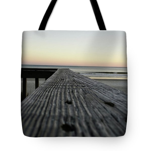 North Myrtle Beach Evening Tote Bag