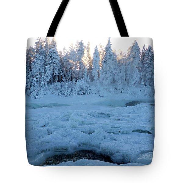 North Of Sweden Tote Bag