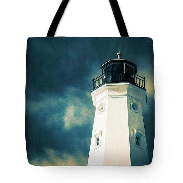 North Point Lighthouse Tote Bag